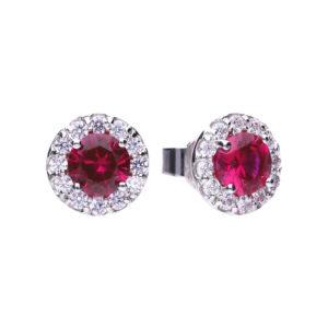 diamondfire-red-ruby-oorbel